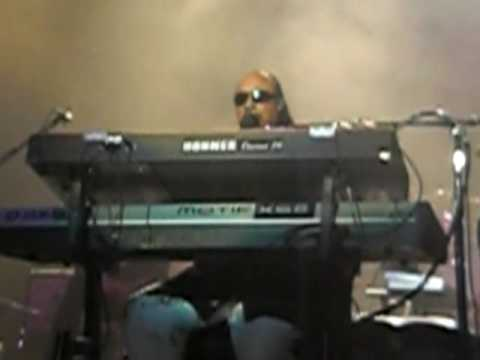 Stevie Wonder's Talkbox Tribute to Michael Jackson