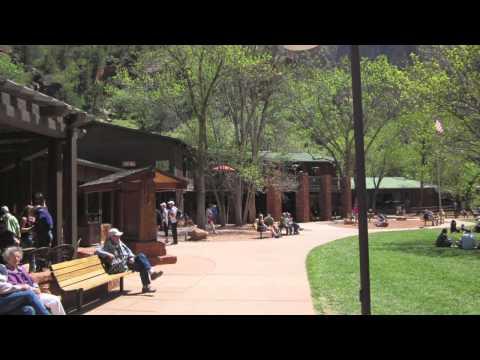 Zion National Park Utah - Zion Lodge