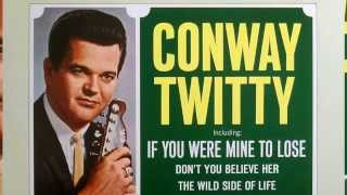 Watch Conway Twitty There Stands The Glass video