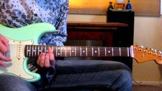 Happy Day - Tim Hughes - Electric Guitar