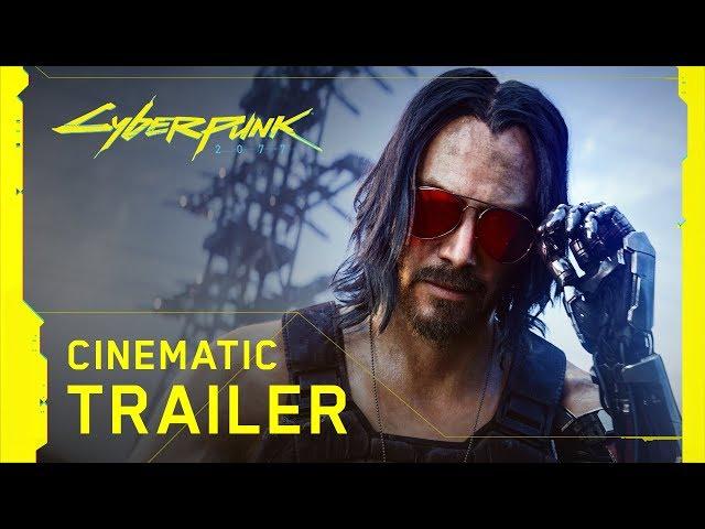 Cyberpunk 2077 — Official E3 2019 Cinematic Trailer thumbnail