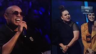 Joe Flizzow komen Noryn Aziz dan Dia Fadila di Gegar Vaganza 2018