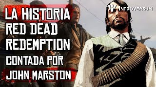 The history of Red Dead Redemption 2, narrated by John Marston