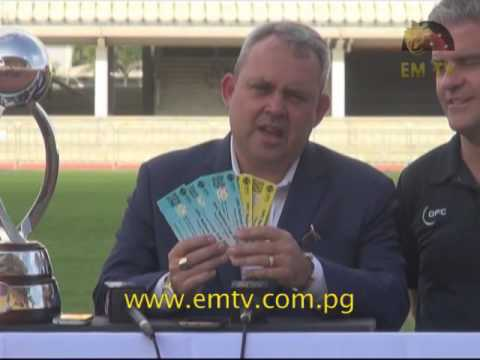 2016 OFC Nations Cup Tickets Out For Sale