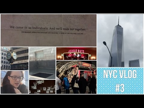 9/11 MEMORIAL AND MUSEUM♡ NYC Vlog #3