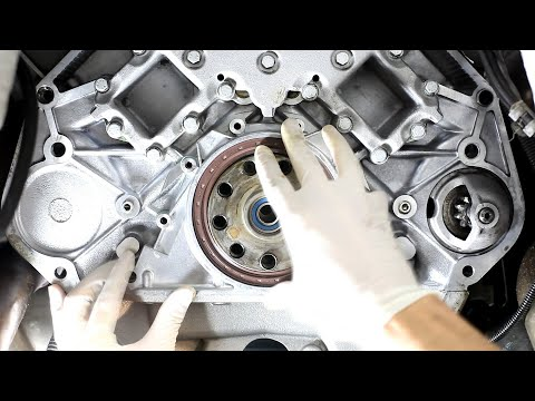 DIY: BMW M5 E39 - Clutch Removal & Rear Main Seal Repair