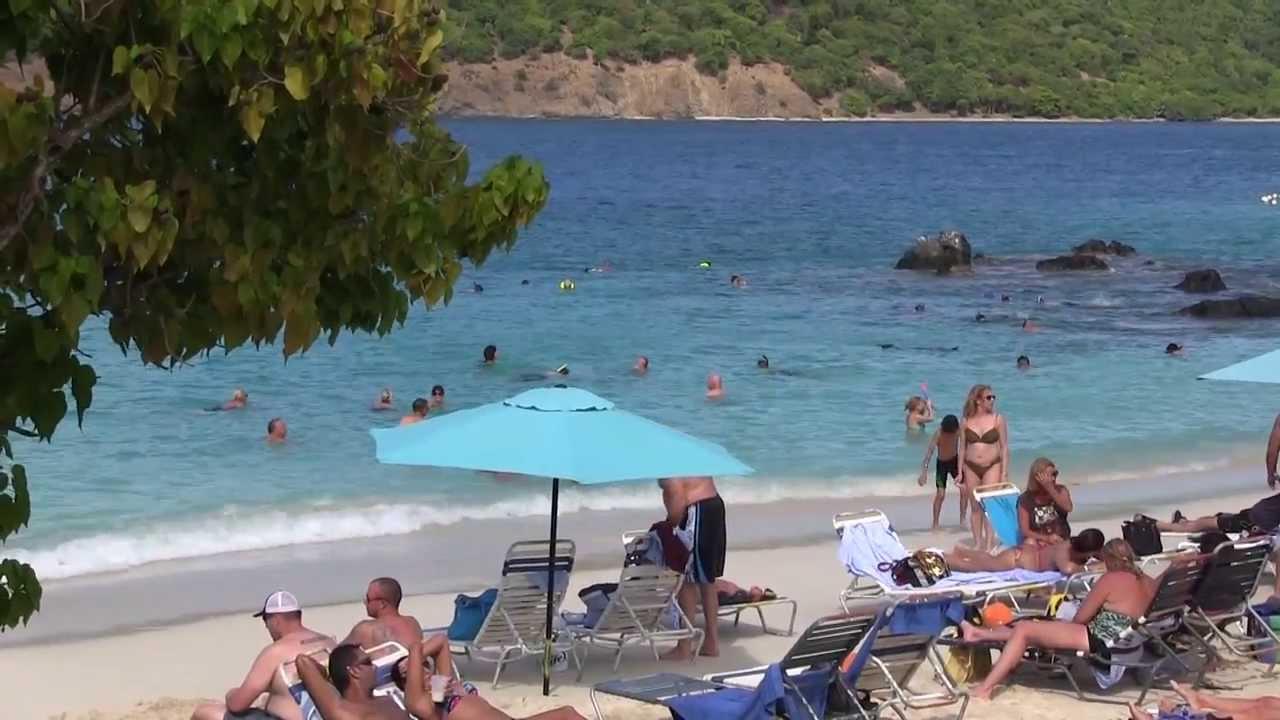 St John Virgin Islands Beache
