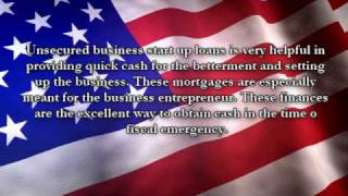 Unsecured Business Start Up Loans - Bad Credit Scores is Not an Issue