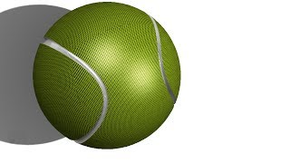 SolidWorks Tutorial #163: Tennis Ball