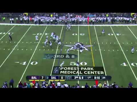 Cowboys VS Ravens Preseason 2014 HIGHLIGHTS