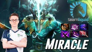 Miracle Juggernaut Nullifier - Dota 2 Pro MMR Gameplay