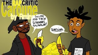 "Download Lagu Rap Critic: ""Caroline"" - Aminé Gratis STAFABAND"