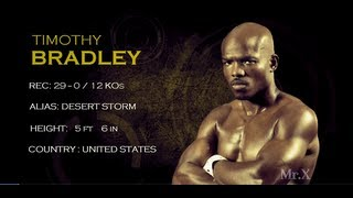 "Timothy "" Desert Storm "" Bradley Highlights"