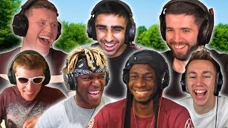 ALL 7 SIDEMEN IN A GOLF VIDEO!? FIRST TIME EVER (SIDEMEN GAMING)