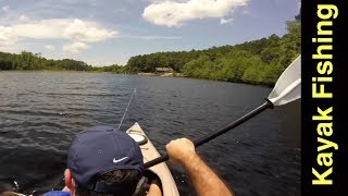 Testing my Future Beach Voyager Kayak