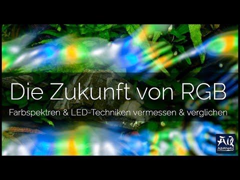DIE ZUKUNFT DER RGB TECHNIK | Das leisten aktuelle RGB LEDs | AquaOwner