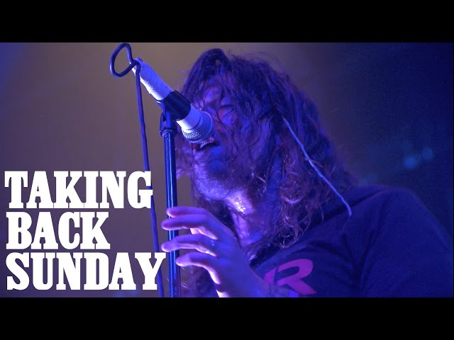 Taking Back Sunday - All The Way (Official Music Video)