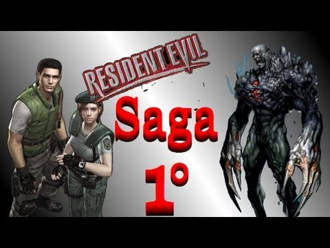 Resident Evil HD Saga #1