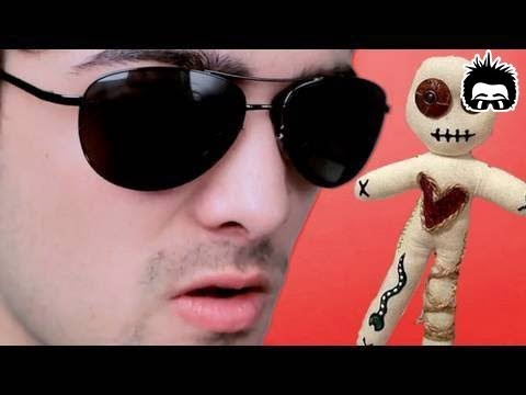 Interactive Voodoo Doll - Joe Penna