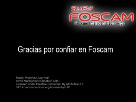 Abrir puerto de un Router para ver cámara IP Foscam (Español)