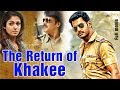 The Return of Khakee (2008) (Satyam)│Vishal, Nayantara │Latest Hindi Action Movie 2017