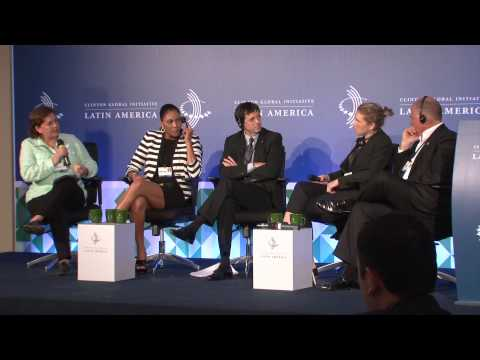 Sport for Development: Getting Youth in the Game - 2013 CGI Latin America
