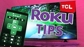 How to setup Roku pro features on  the TCL 5 Series 55 Smart TV 55S517