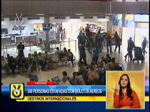 Cámara de Turismo del Zulia denunció estafas con venta de boletos internacionales