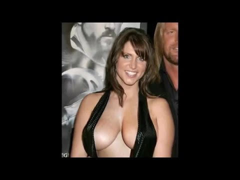 WWE Diva Stephanie McMahon Sexy Moments HD thumbnail