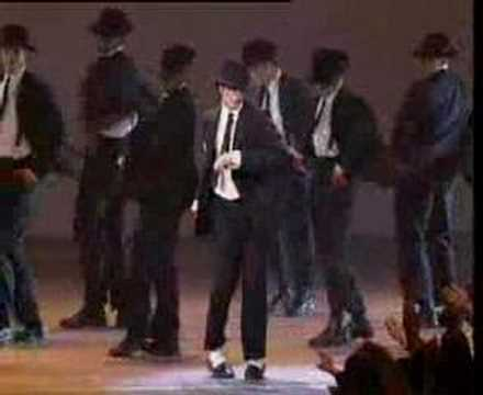 Michael Jackson's Best Dance At M TV Music Award Function Video