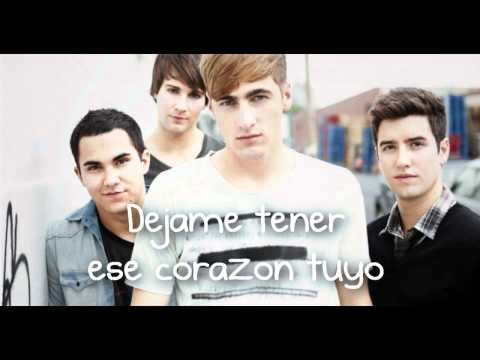 Big time rush - No idea (traducida al español)