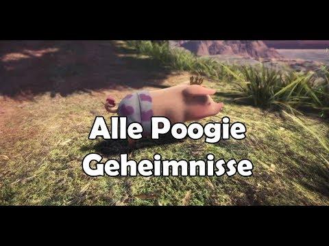 Monster Hunter World: Alle Poogie Geheimnisse & Kostüme [GermanDeutsch] [HD]