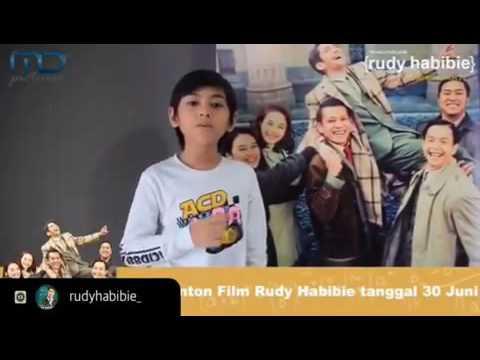 ReyBong - Rey Bong sebagai Fani Habibie