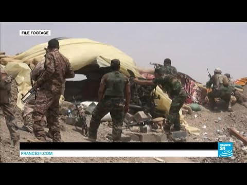 Iraqi forces push to surround IS-held Ramadi - IRAQ