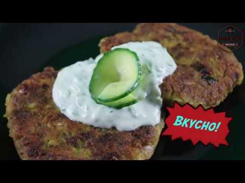 Kings Meal - Котлеты из Брокколи и тыквы (Вегетарианские рецепты из Брокколи) Часть 2