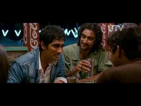 Rang De Basanti | Funny Scene | DJ learns Sue can speak Hindi...