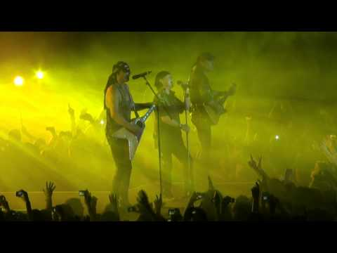 SCORPIONS LIVE IN ATHENS 27/10/2010-HOLIDAY-HD Music Videos