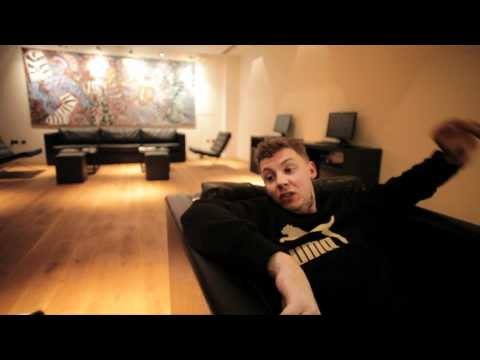 Professor Green TV: The Week I Won an Award