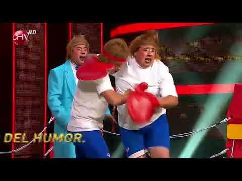 los calúga- boxeadores