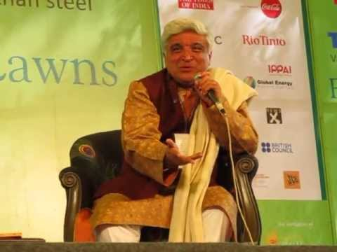 Javed Akhtar Reads Poetry ~ ~ ~ (JLF 2012)