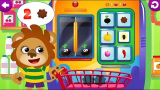 Funny Food 3 (Let's Learn To Count) - Education Games For Kids
