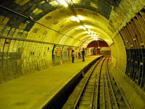 Ghost Stations in London - Former Underground Stations
