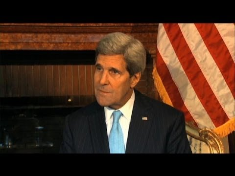 Kerry calls for action from Iran on nuclear issue