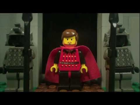 El video de Viva la Vida de Coldplay recreado con Legos