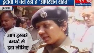 SSP Manjil Saini, Lady Singham Of Itawa, UP