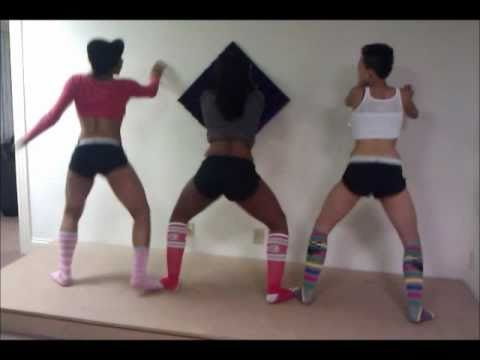 Twerk Team....tuesday Travis Porter Bring It Back video