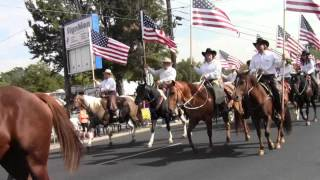 Westward Ho Parade 2012