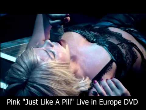 "Pink ""Just Like A Pill"" Live (Manchester, 2004)"