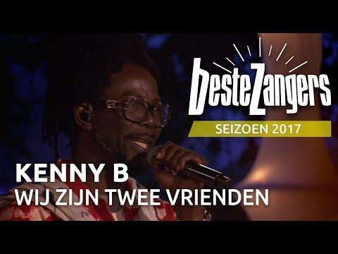 Kenny B - Wij zijn twee vrienden | Beste Zangers