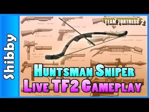 TF2 - HUNTSMAN SNIPER (Team Fortress 2)
